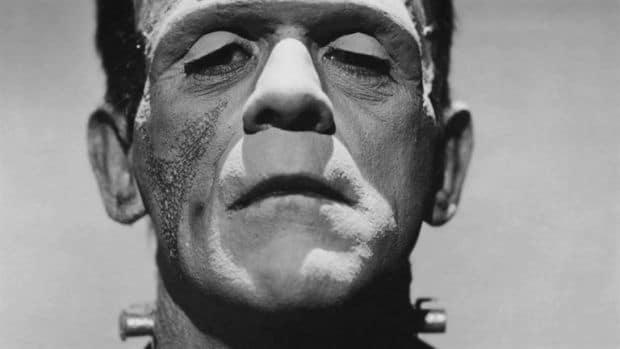 Frankenstein Artificial Intelligence shop