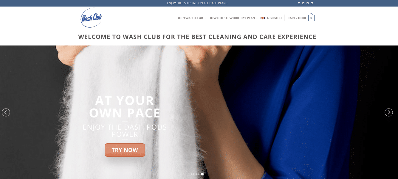 Wash Club